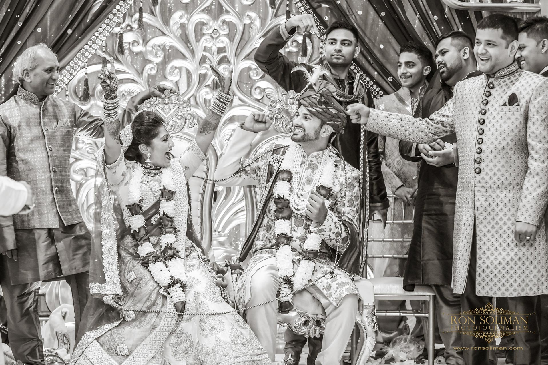 The Marigold Wedding | Taruj + Nirav