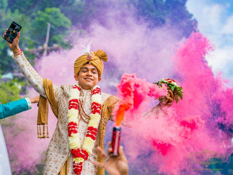 Valley Regency Indian Wedding | Aakruti + Ojas