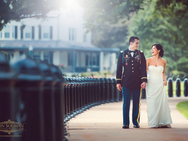 West Point Officer's Club Wedding | Kimberly + David