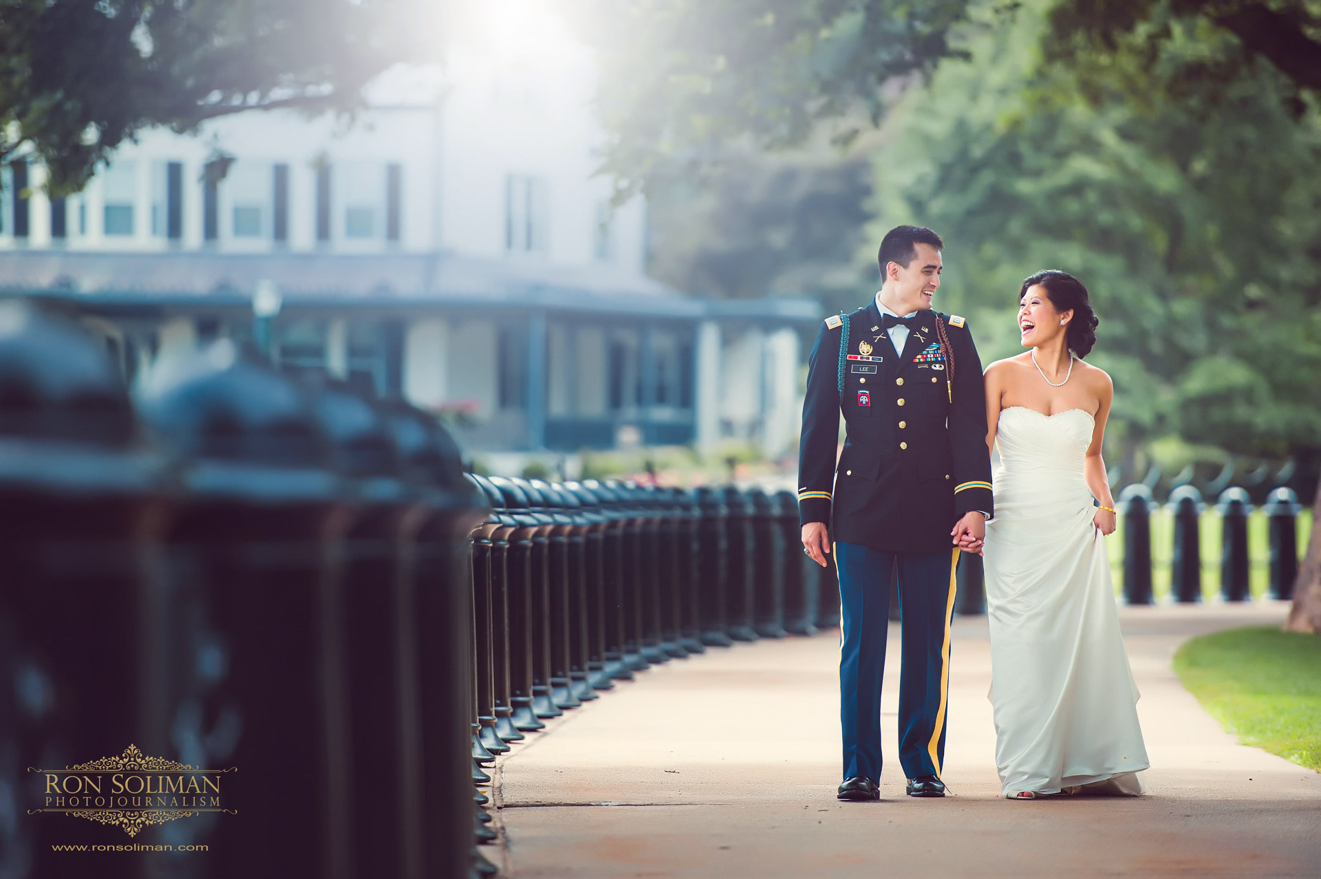 West Point Officer's Club Wedding | Kimberly + David