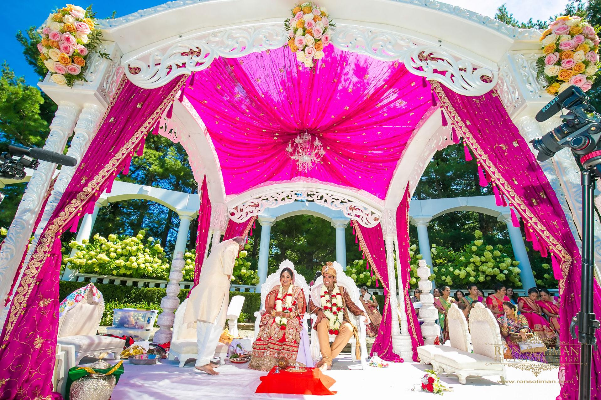 Addison Park Indian Wedding   Neha + Vaibhav