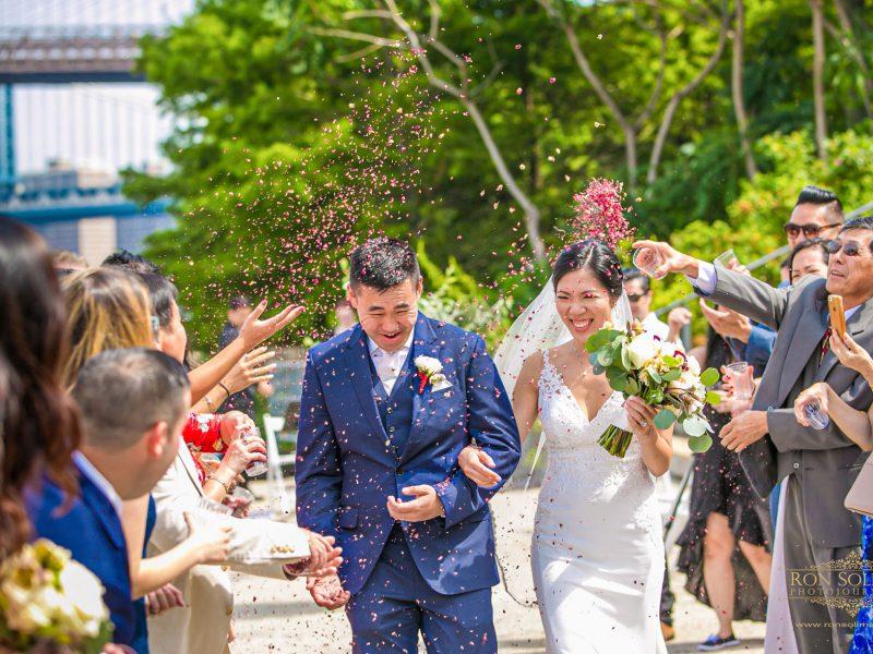 Brooklyn Bridge Park Wedding | Linda + Manny