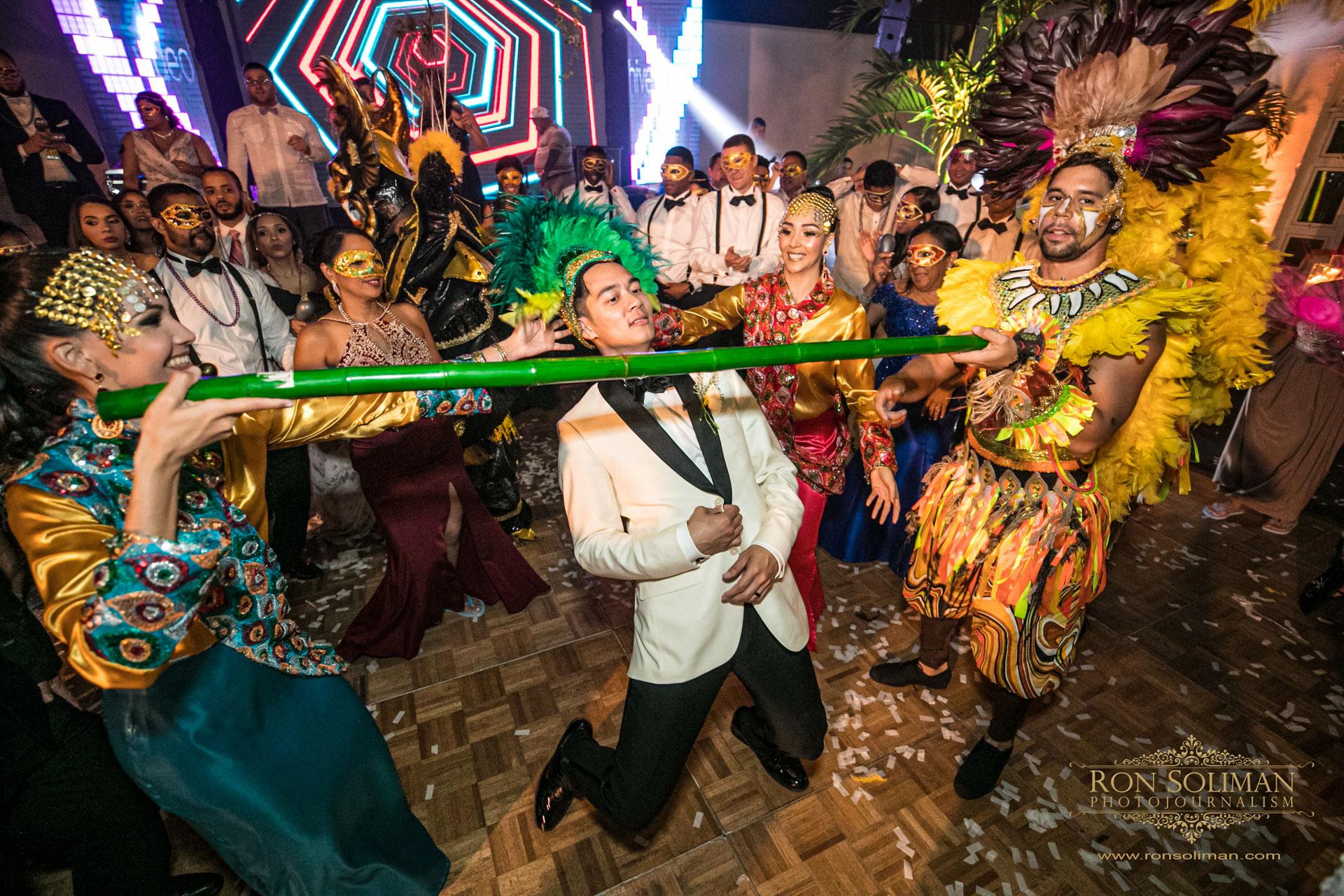 Embajador Hotel Wedding | Massiel + Anter | Dominican Republic Destination Wedding