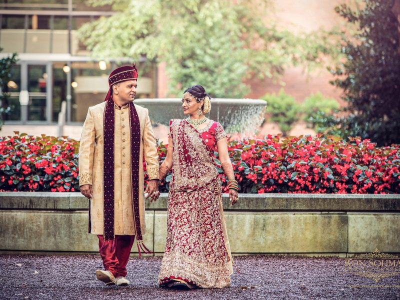 Hyatt Princeton Indian Wedding | Minal + Trishul