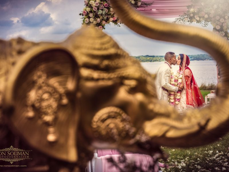 Hyatt Regency Chesapeake Bay Golf Resort Wedding | Sital + Showron