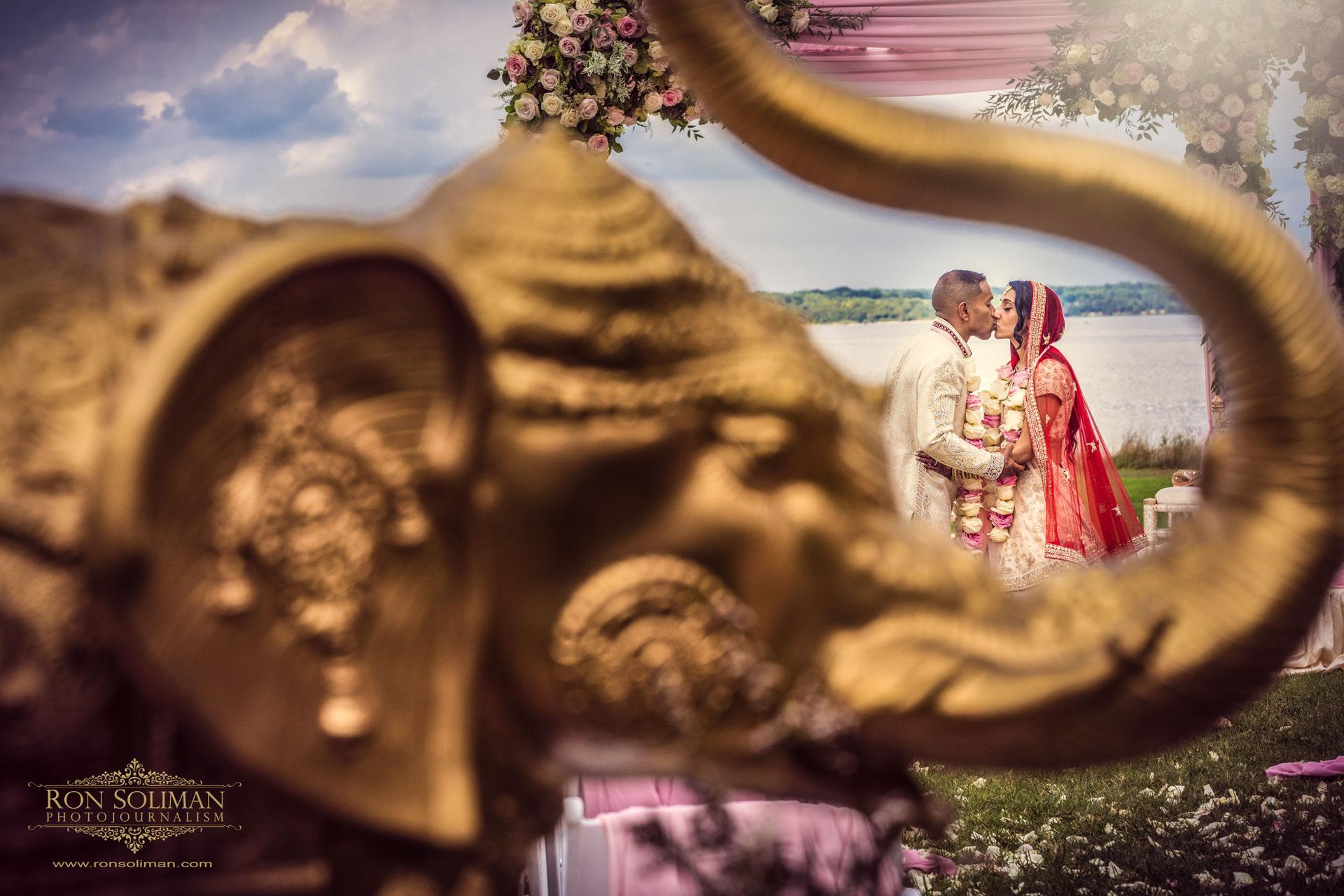 Hyatt Regency Chesapeake Bay Golf Resort Wedding | Sital + Showron