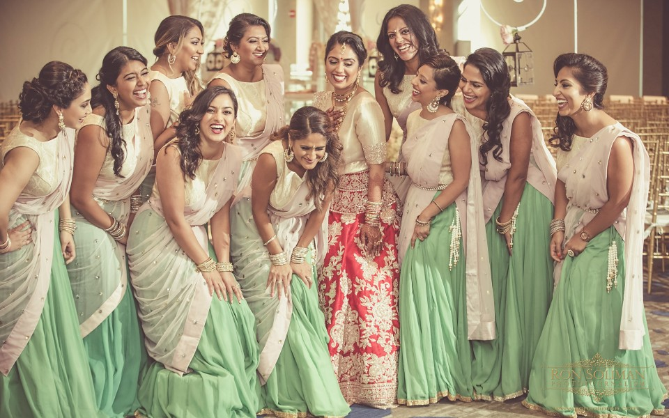 Hyatt Regency Jersey City Indian wedding