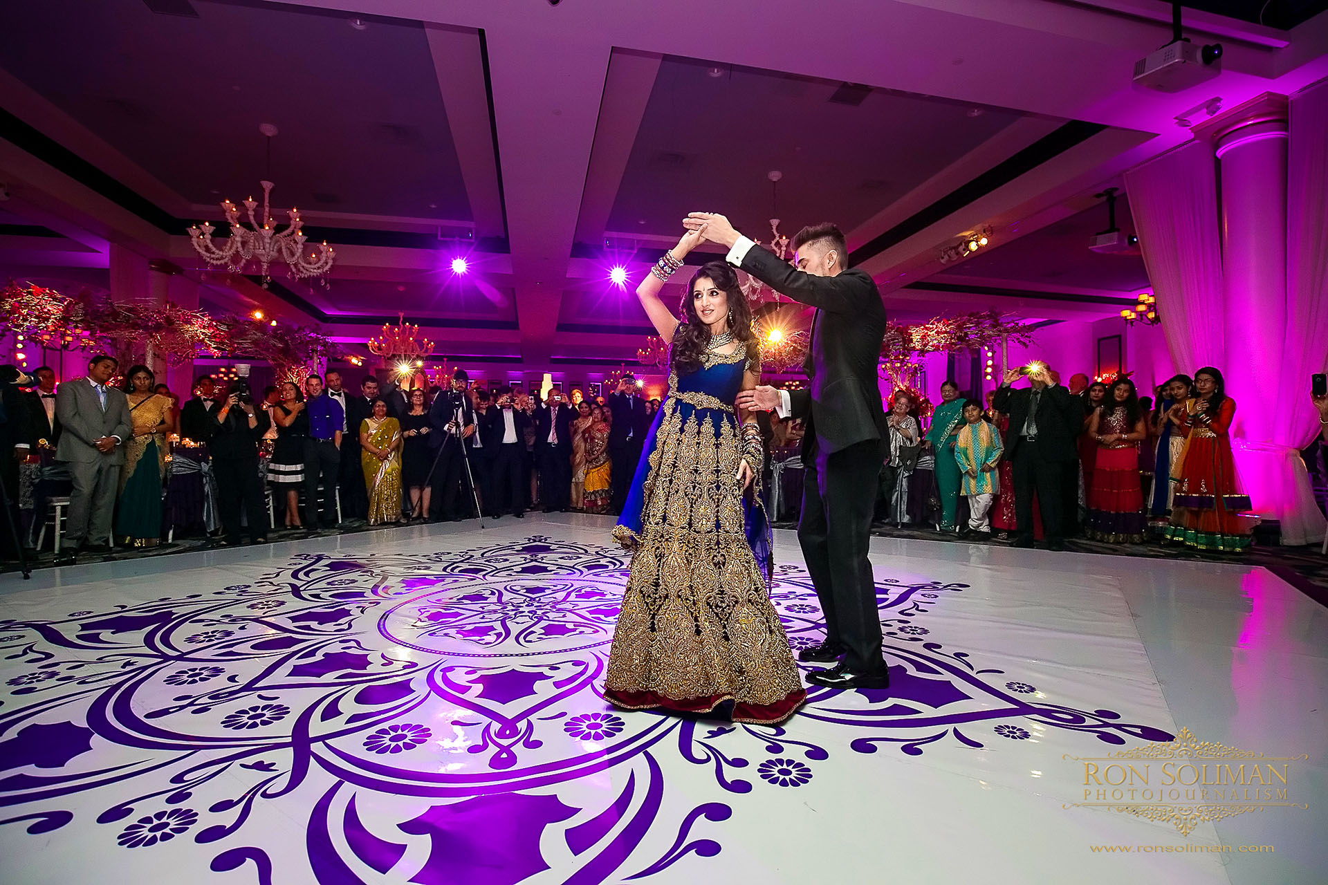 Indian Wedding at The Vie | Bansi + Trey