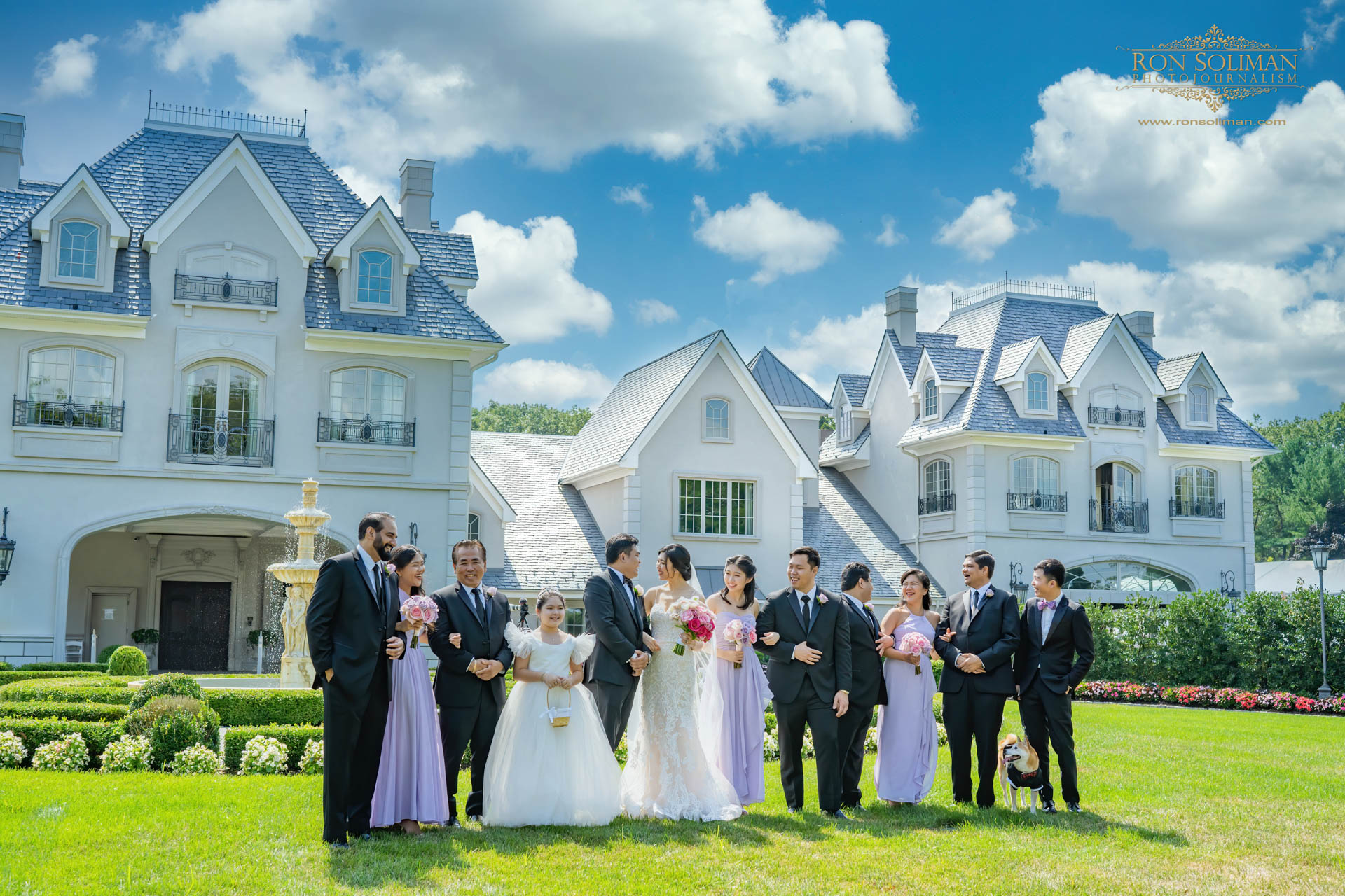 PARK CHATEAU WEDDING 316