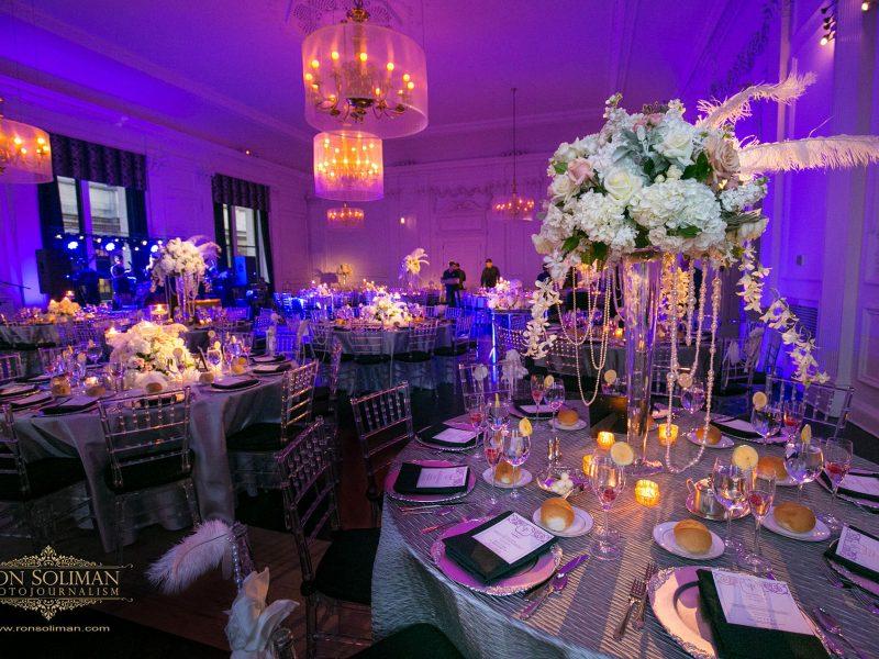 The Downtown Club Wedding Photos | Stephanie + Corey