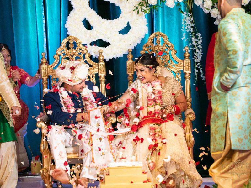 DoubleTree by Hilton Somerset Hotel Indian Wedding   Aesha + Amit