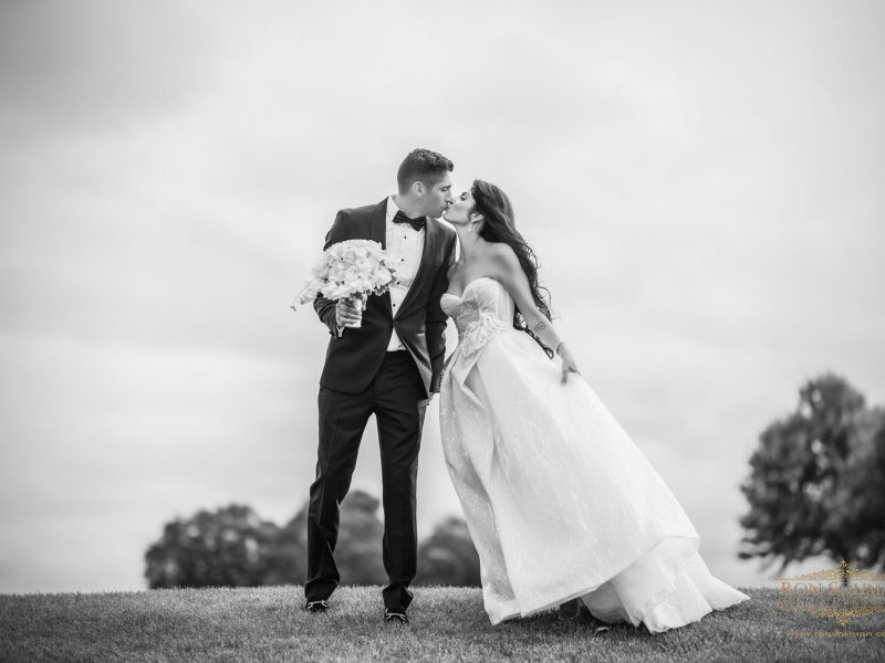 Trump National Golf Club Wedding | Lauren + Greg