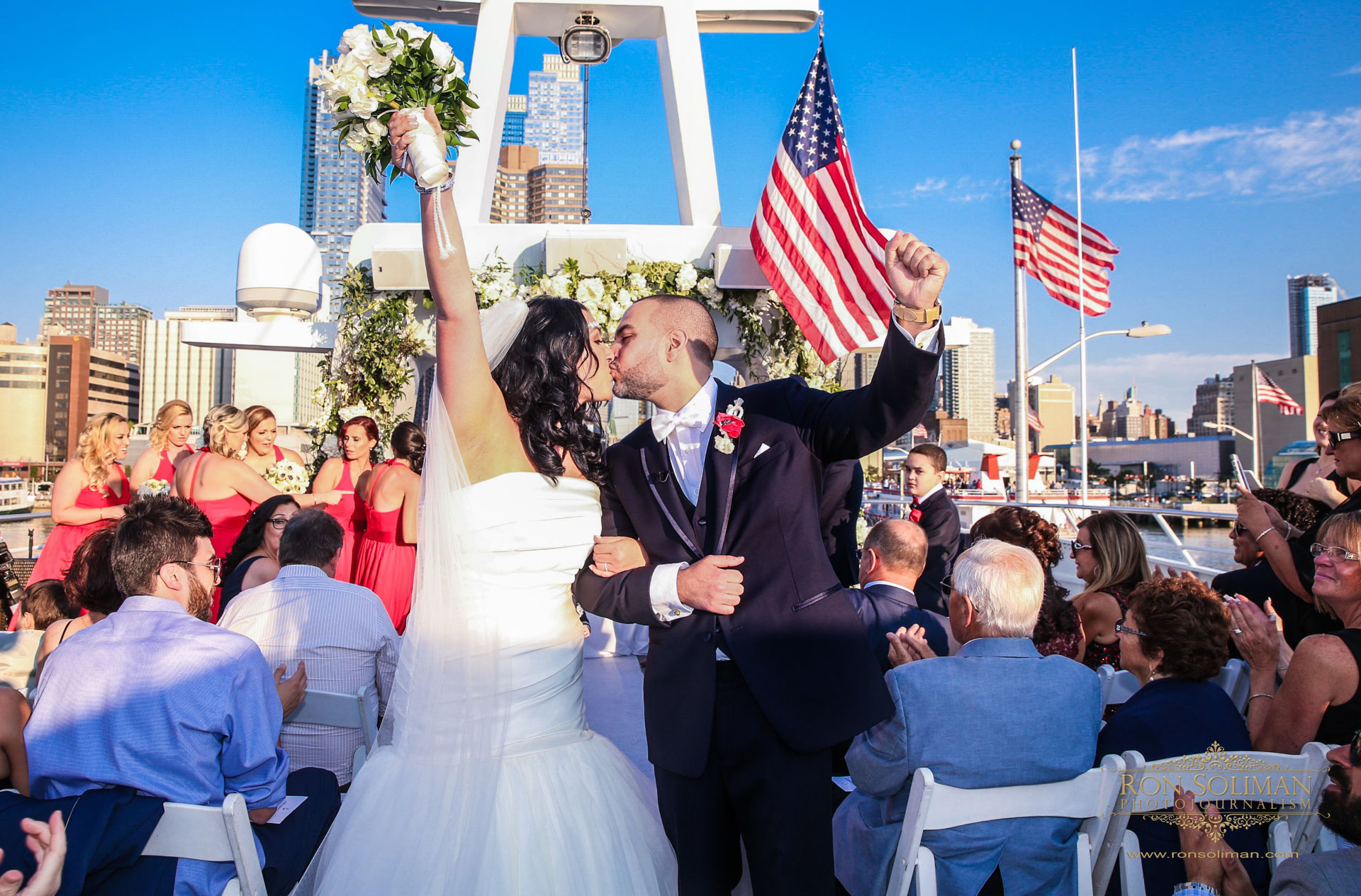 World Yacht Wedding | Brianna + Nuno
