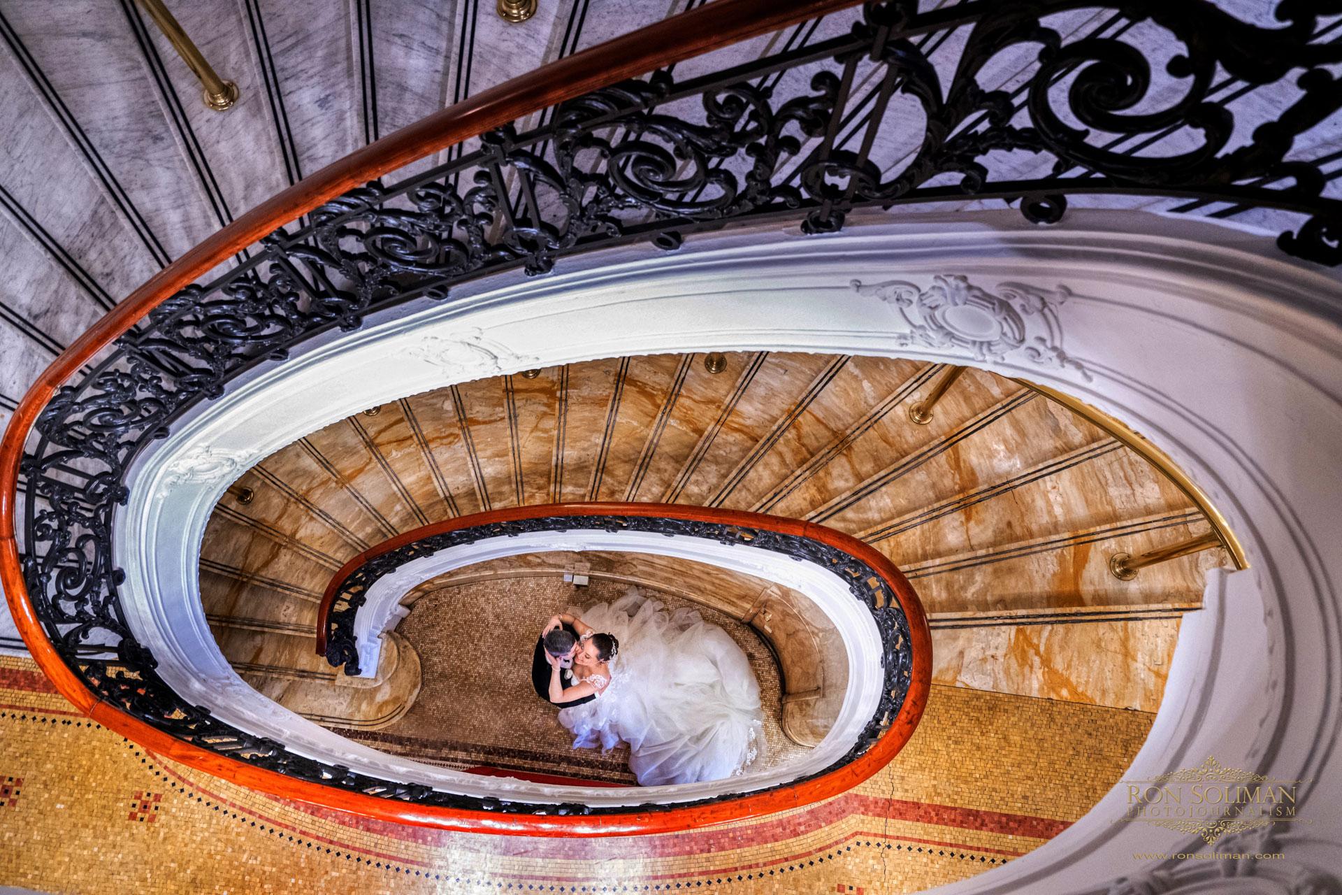The Bellevue Hotel Wedding | Nicole + Jim