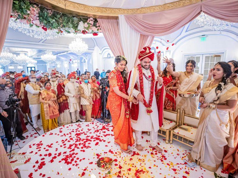 Sailusha + Ravi | The Meadow Wood Manor Indian Wedding