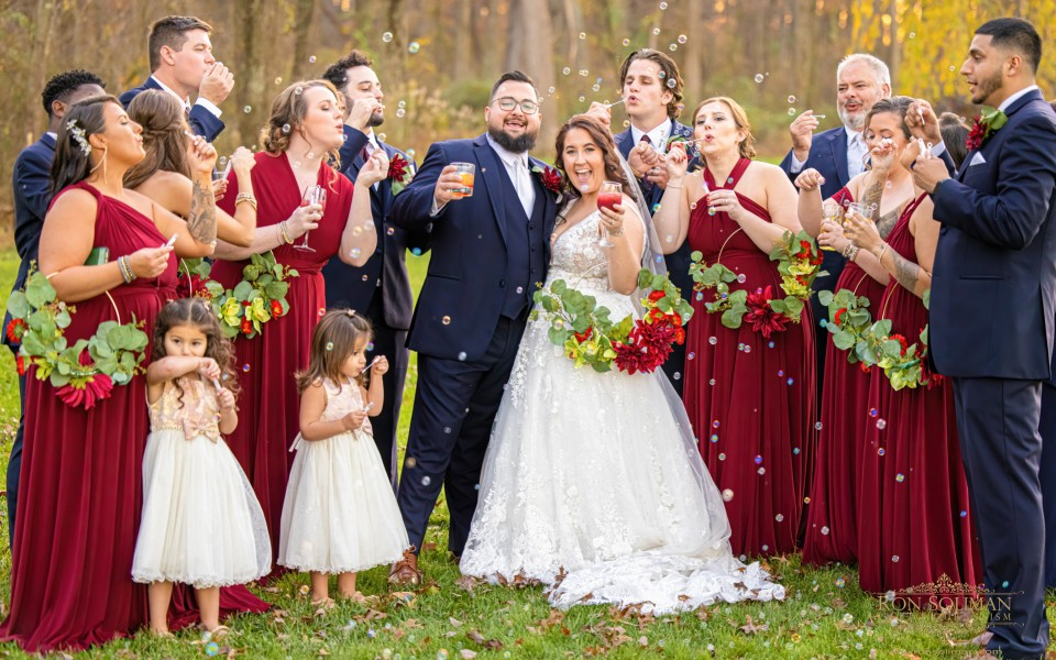 Best fall wedding photos at BRANDYWINE MANOR HOUSE