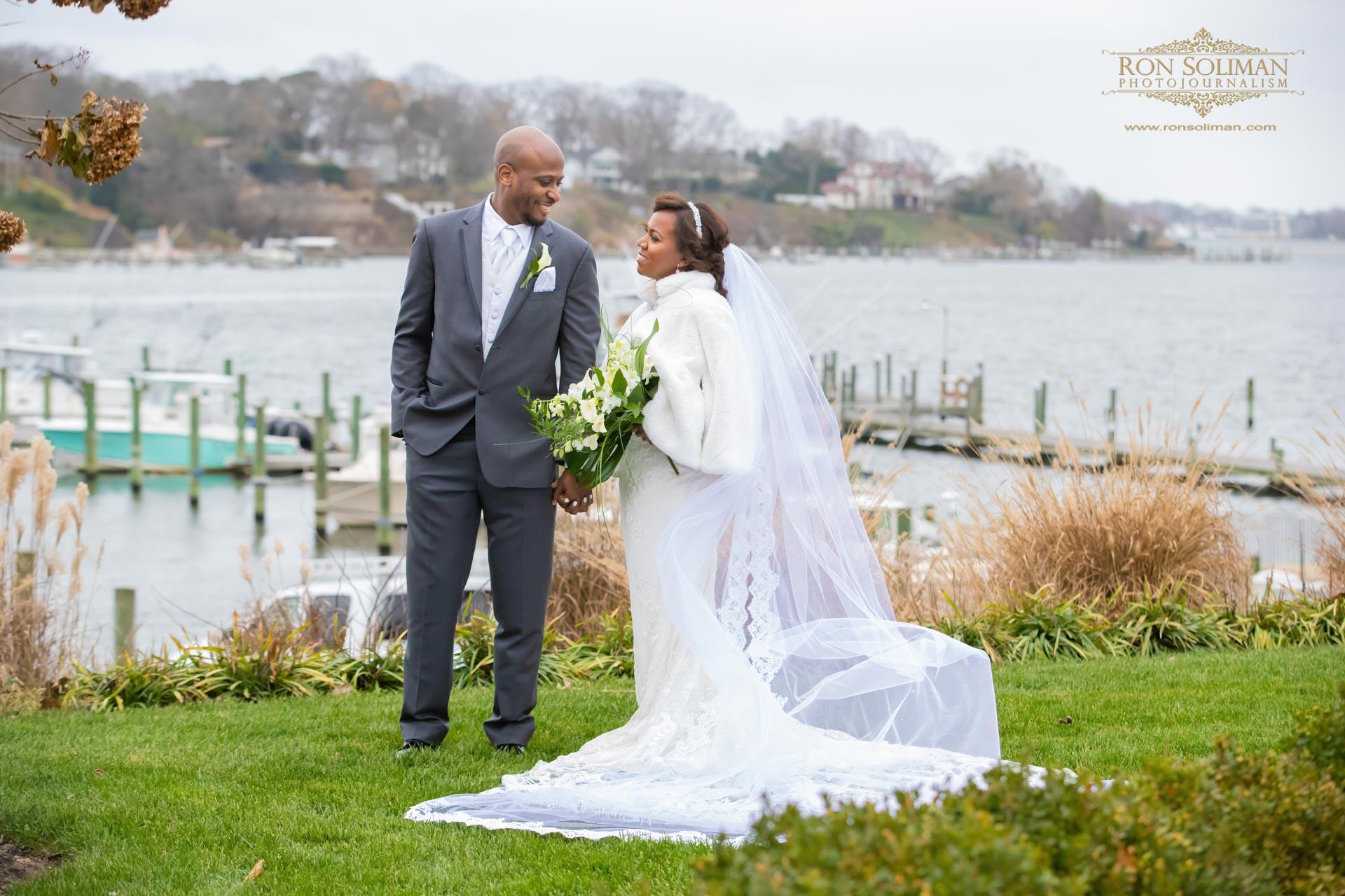 Crystal Point Yacht Club Wedding | Dayana + Chris