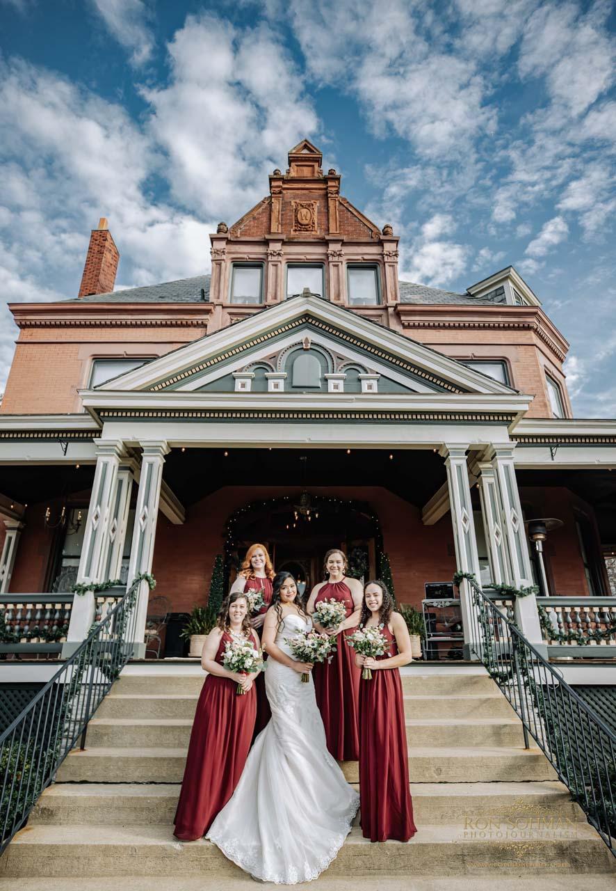 Wiedemann Hill Mansion Wedding 10