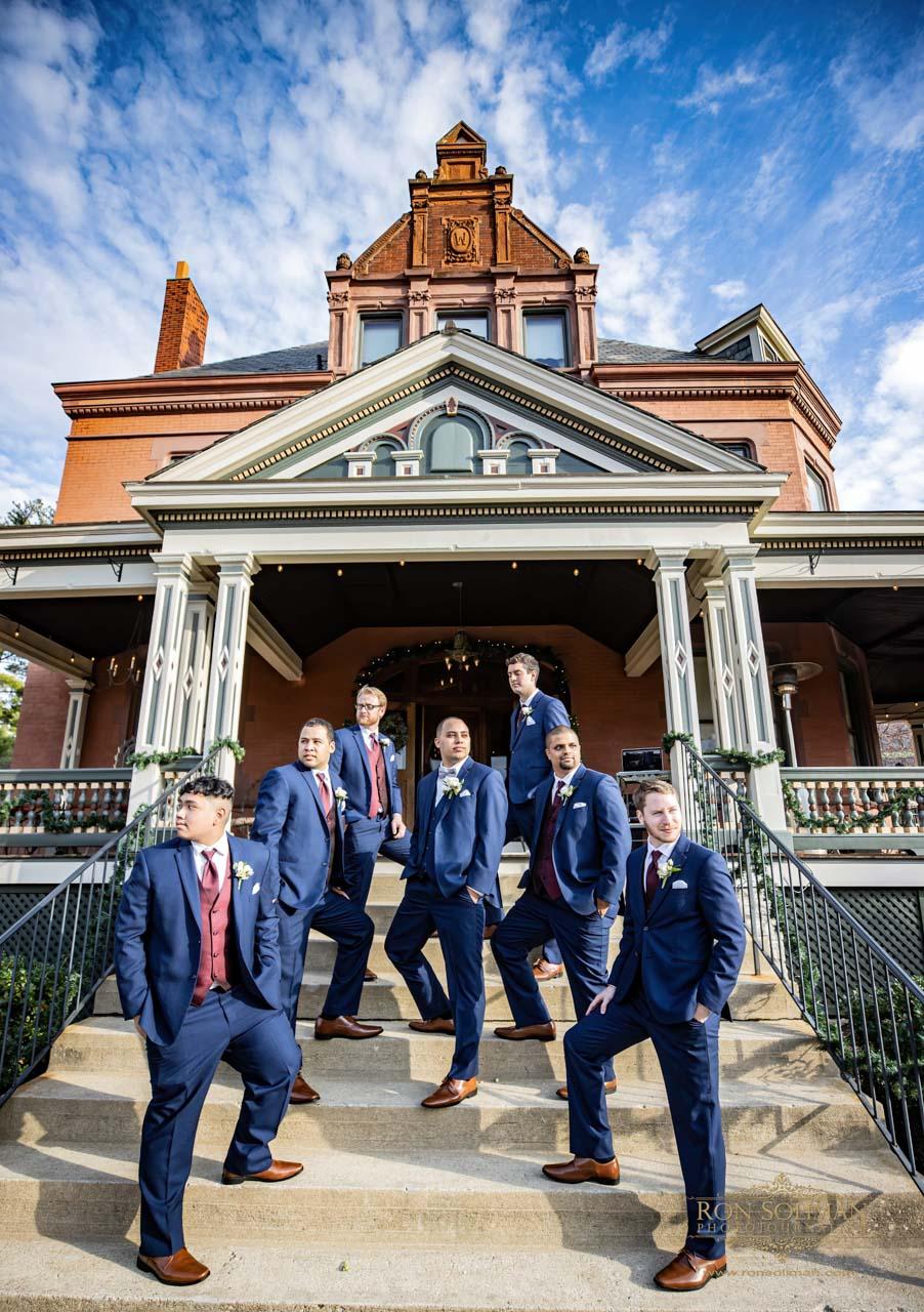 Wiedemann Hill Mansion Wedding 12