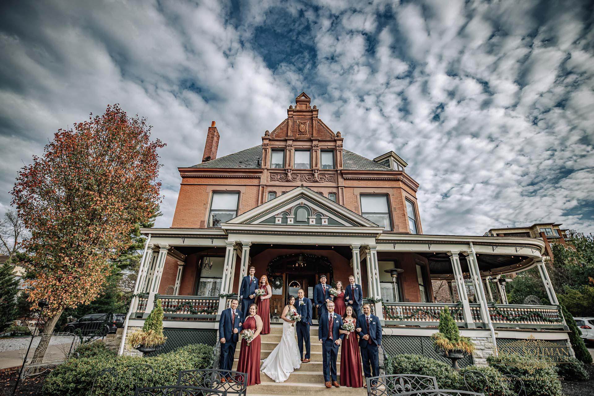 Wiedemann Hill Mansion Wedding 15