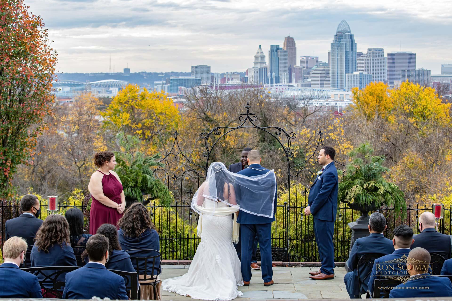 Wiedemann Hill Mansion Wedding 20