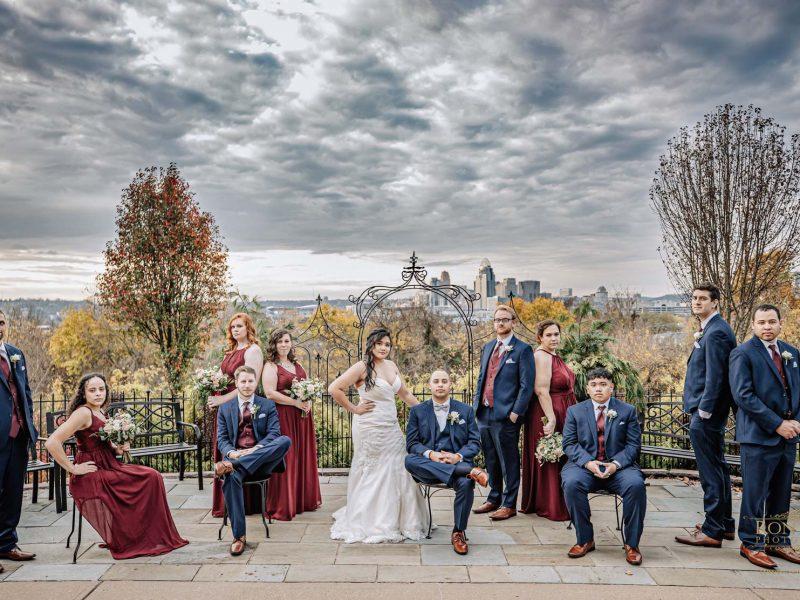 Charlene + Bobby | Wiedemann Hill Mansion Wedding