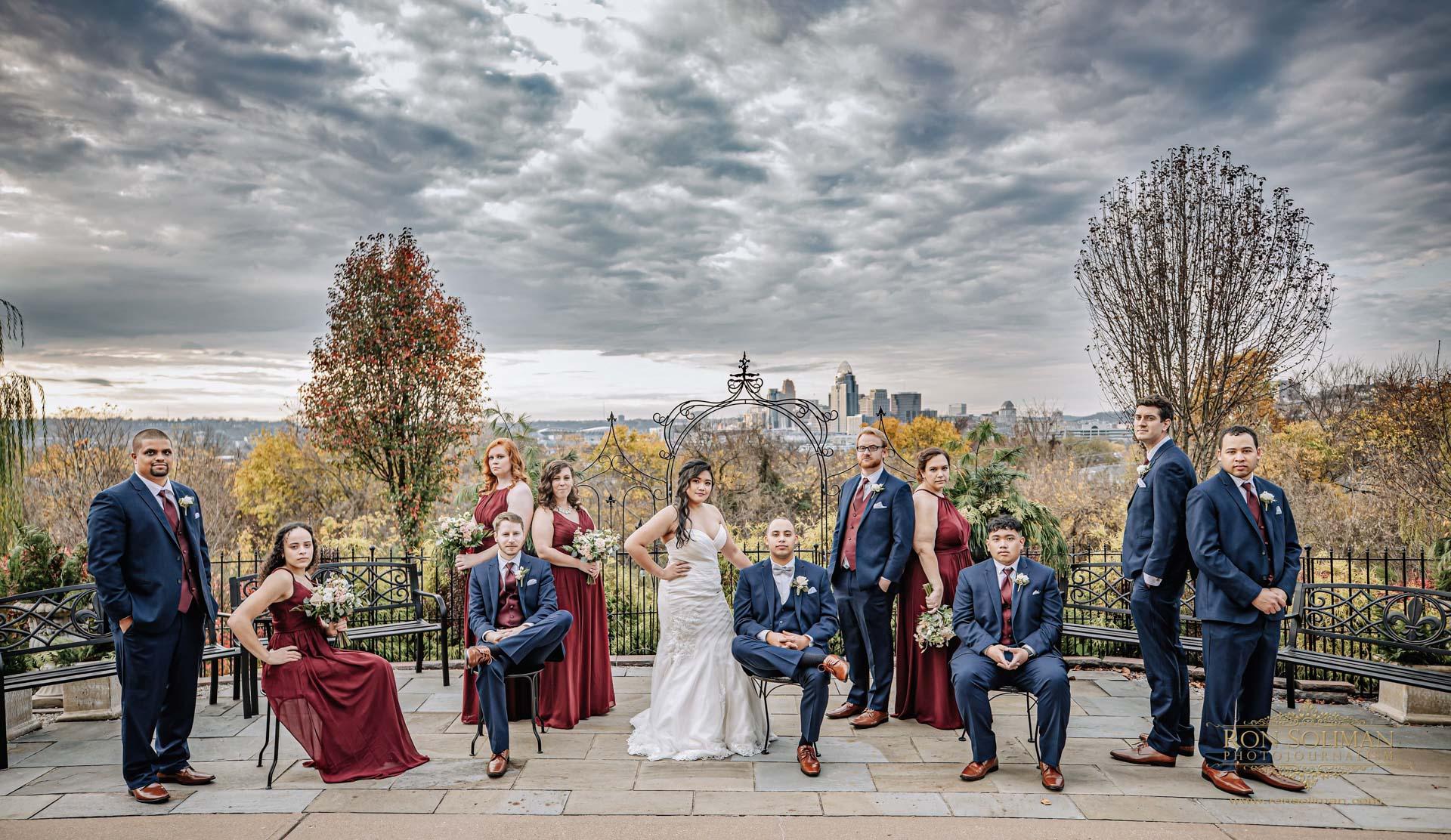 Wiedemann Hill Mansion Wedding 24