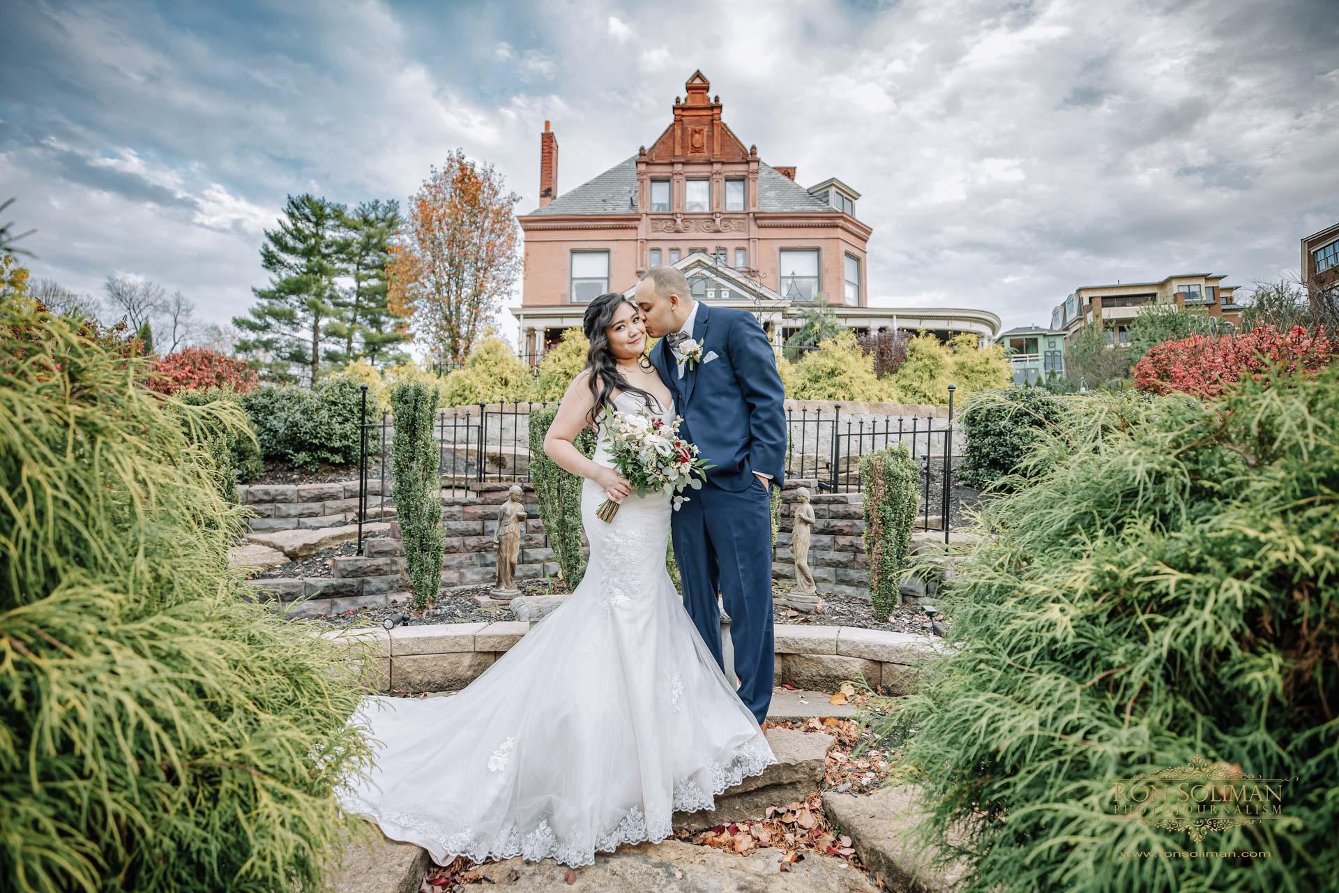 Wiedemann Hill Mansion Wedding 26