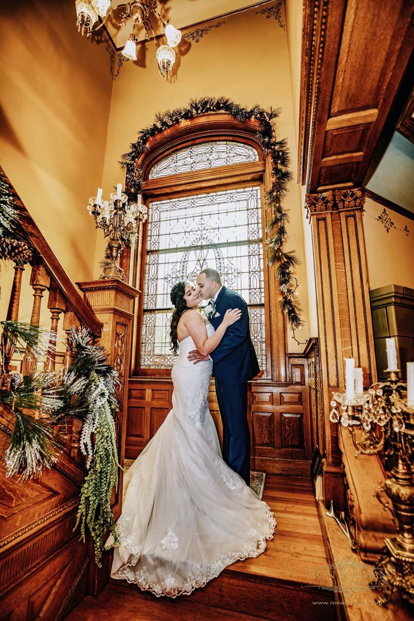 Wiedemann Hill Mansion Wedding 28