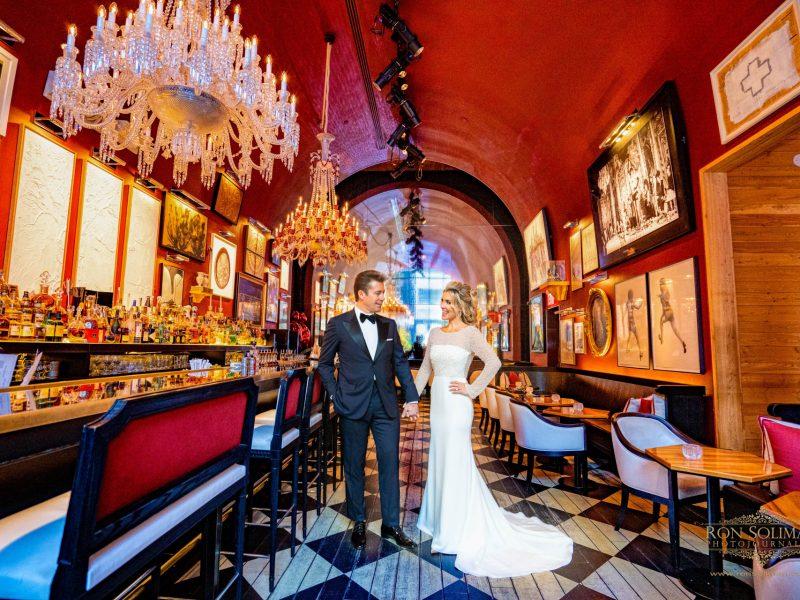 Rainbow Room Wedding | Beth Ann and Daniel