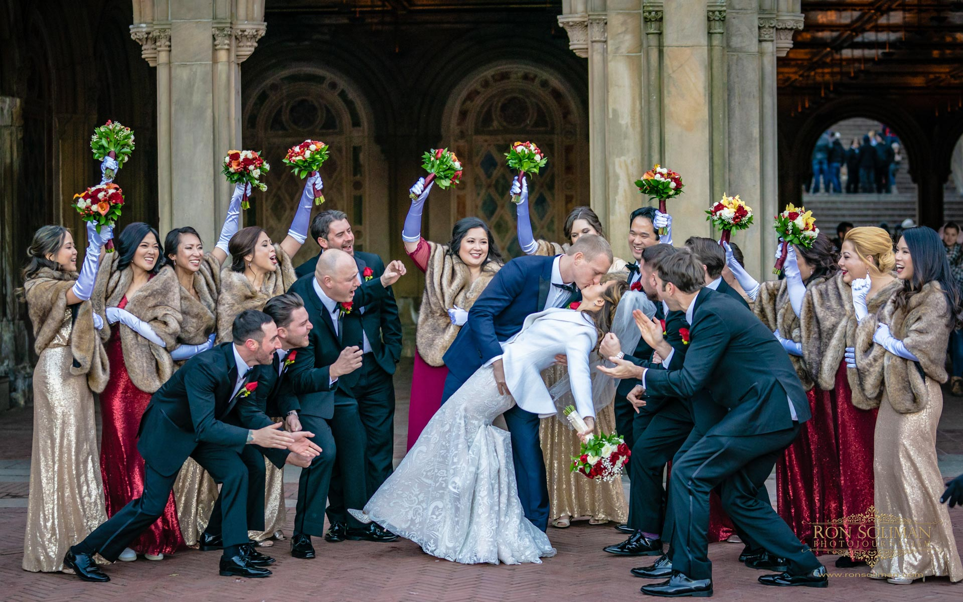 The Union League Club of New York City Wedding | Donna + Colin
