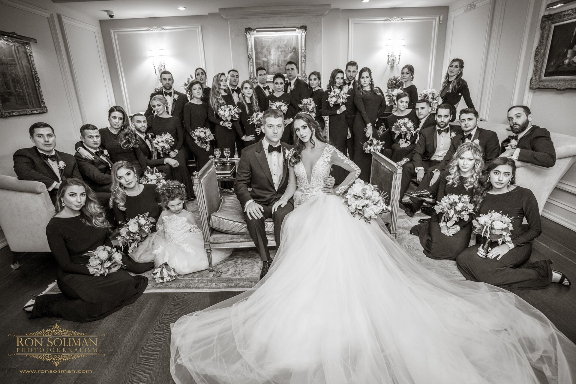 Park Chateau Wedding – Gianna + Andrew