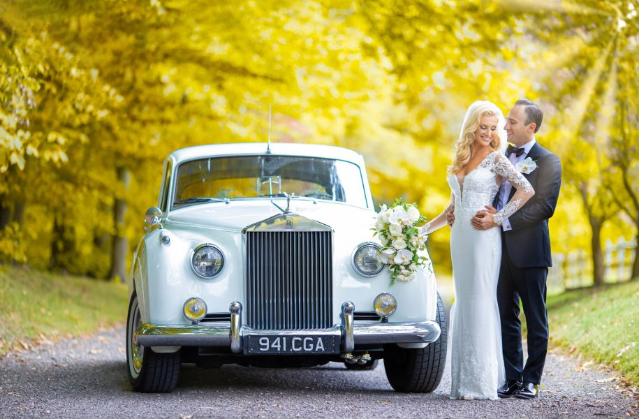 Andalusia Estate Wedding | Jessica + Adam