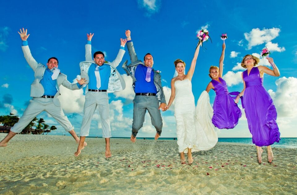 Aruba Platinum Wedding
