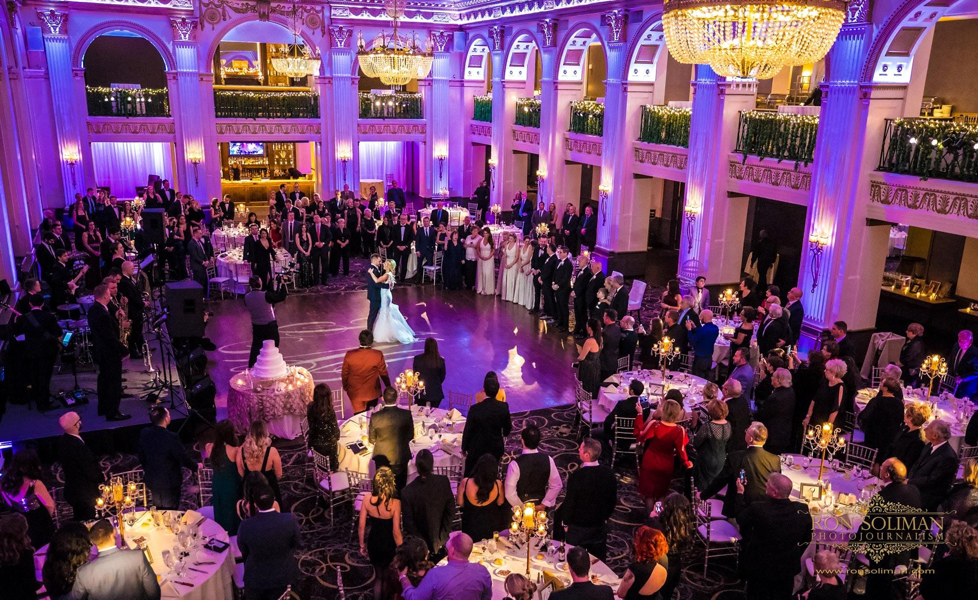 BALLROOM AT THE BEN WEDDING DC 15