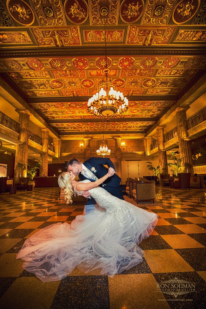 BALLROOM AT THE BEN WEDDING DC 8