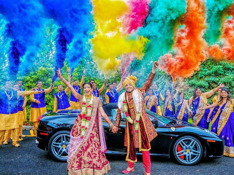 Sheraton Parsippany Hotel Wedding | Roopa + Miten