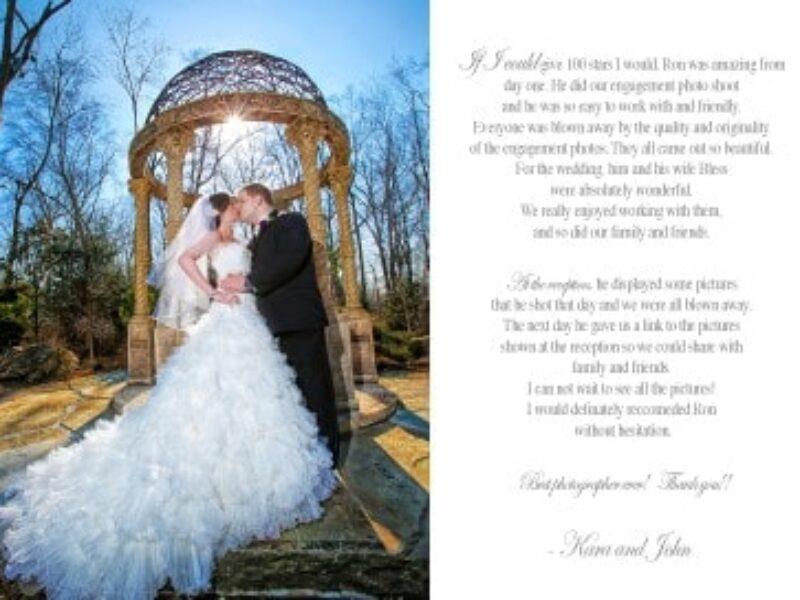 NEW JERSEY PARK SAVOY WEDDING | CONGRATS TO JACQUELINE & BRANDON