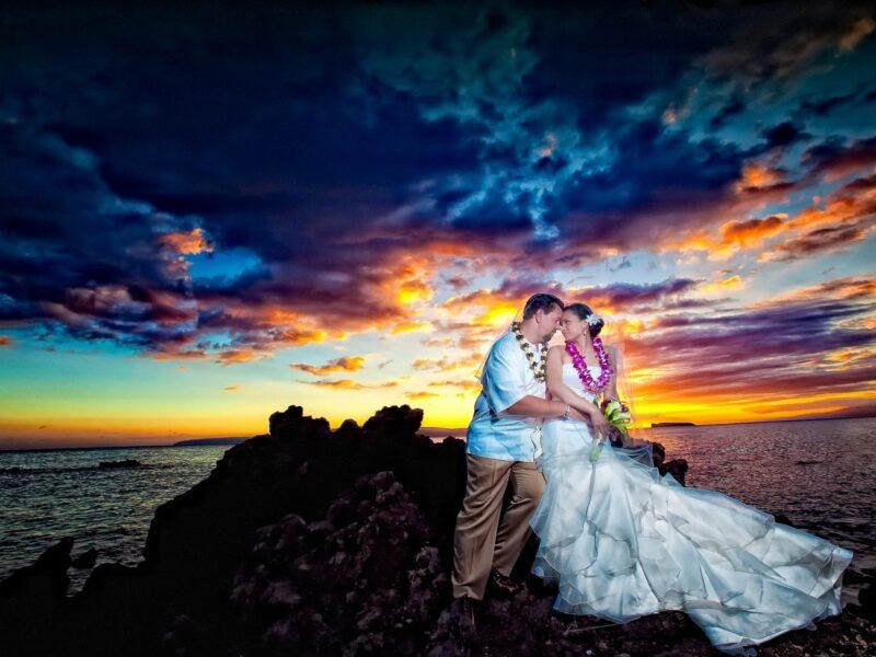 ARUBA BRIDAL FEATURE IN BRIDES MAGAZINE