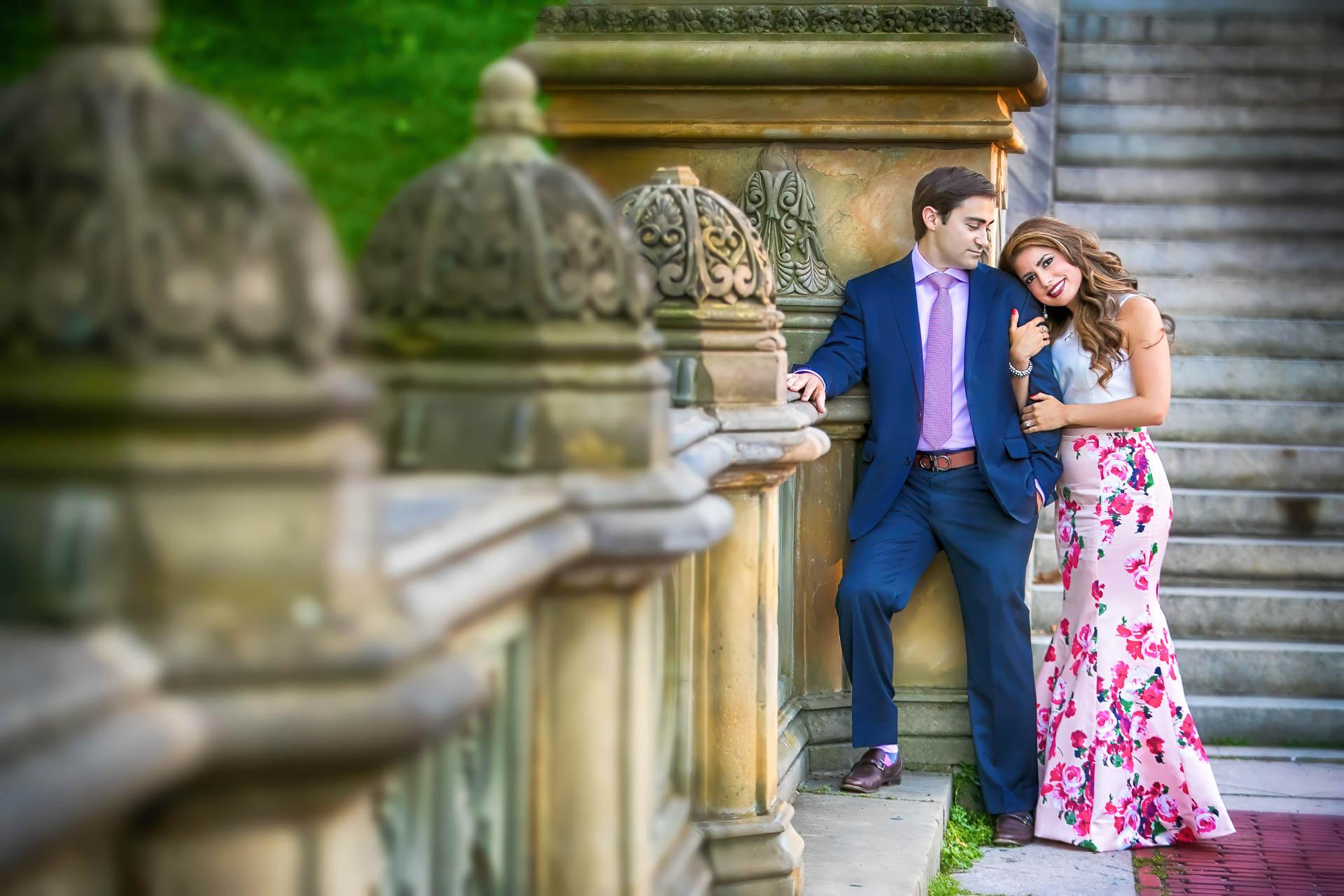 Best Central park Engagement photos