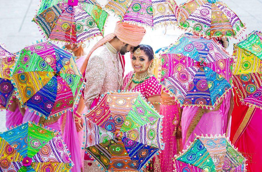 Downtown Marriott Philadelphia Indian Wedding | Iva + Rahul