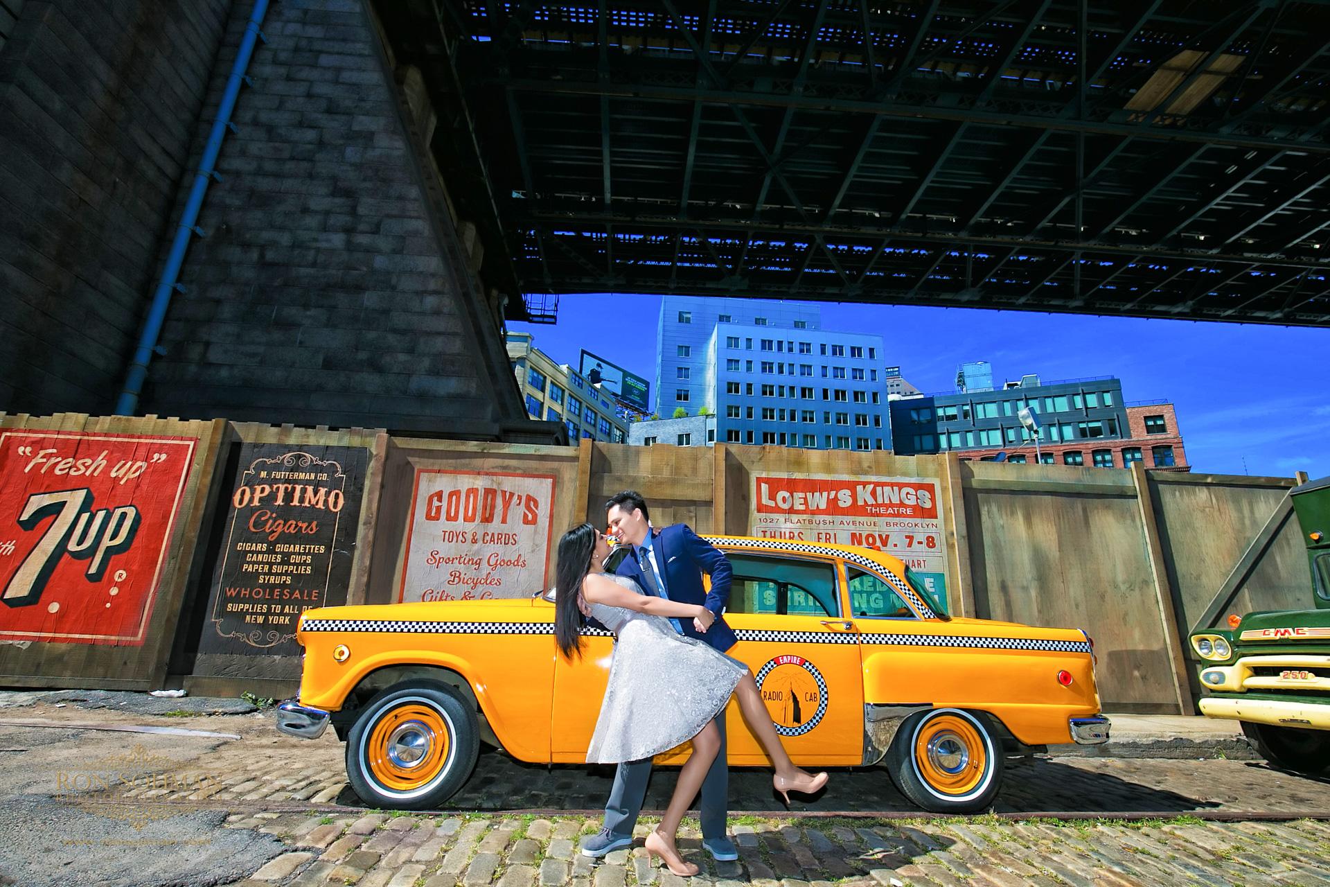Best Brooklyn Bridge Engagement photos