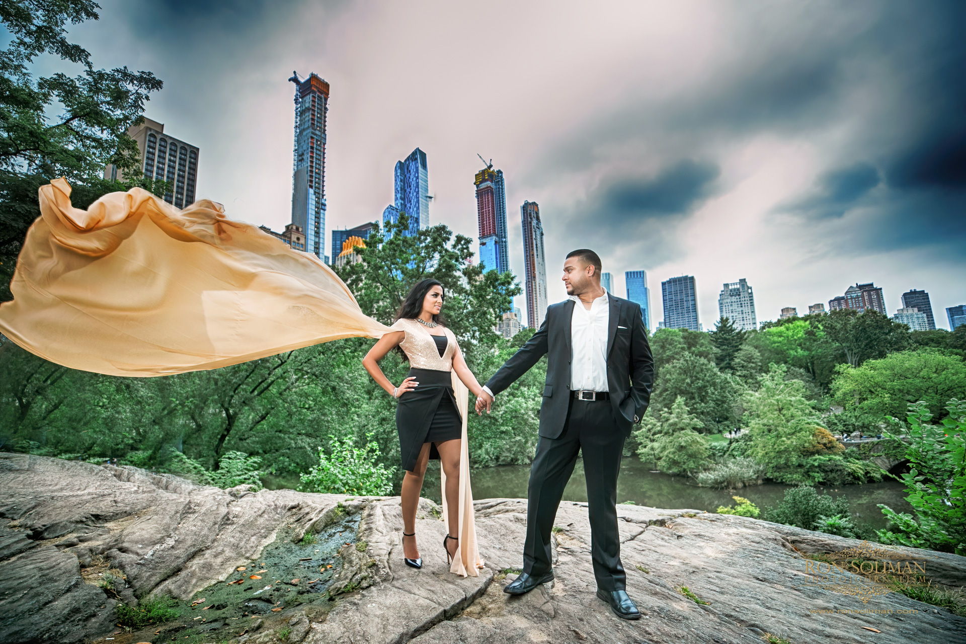 Best Engagement session outfits
