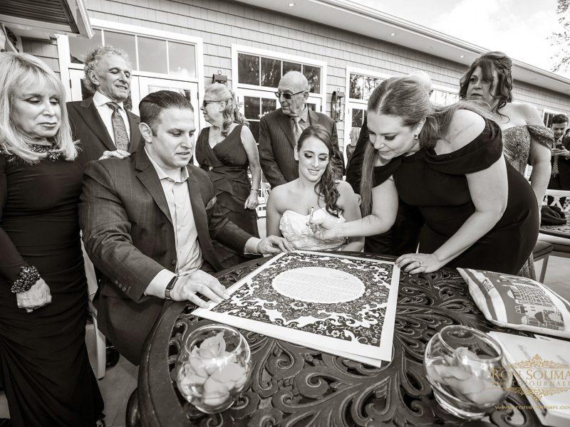 Watermill Caterers Wedding | Beth + Ryan