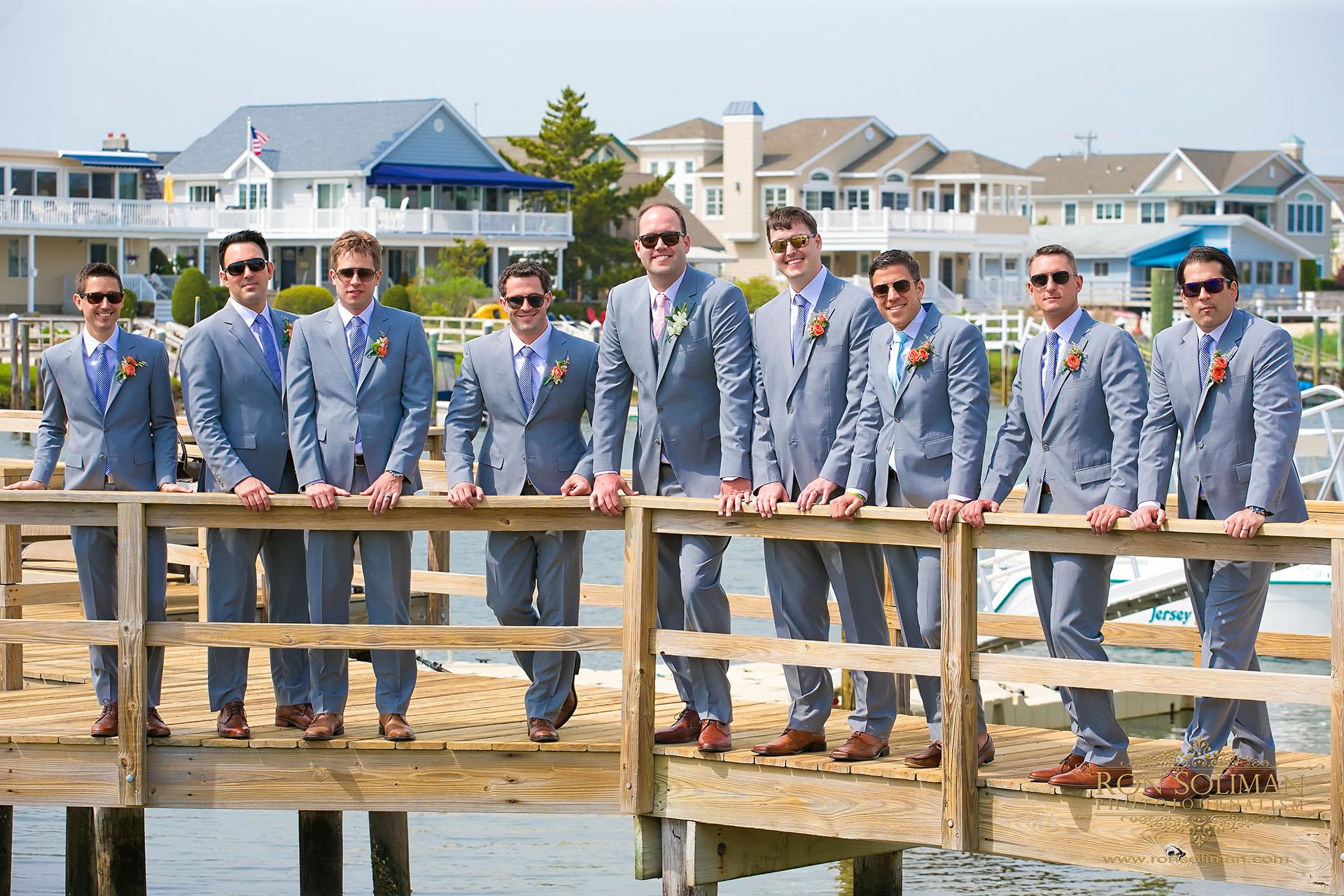 Avalon Yacht Club Wedding 12