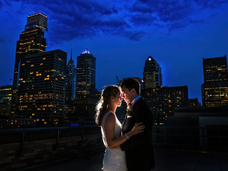 The Franklin Institute Wedding | Brittany + Michael