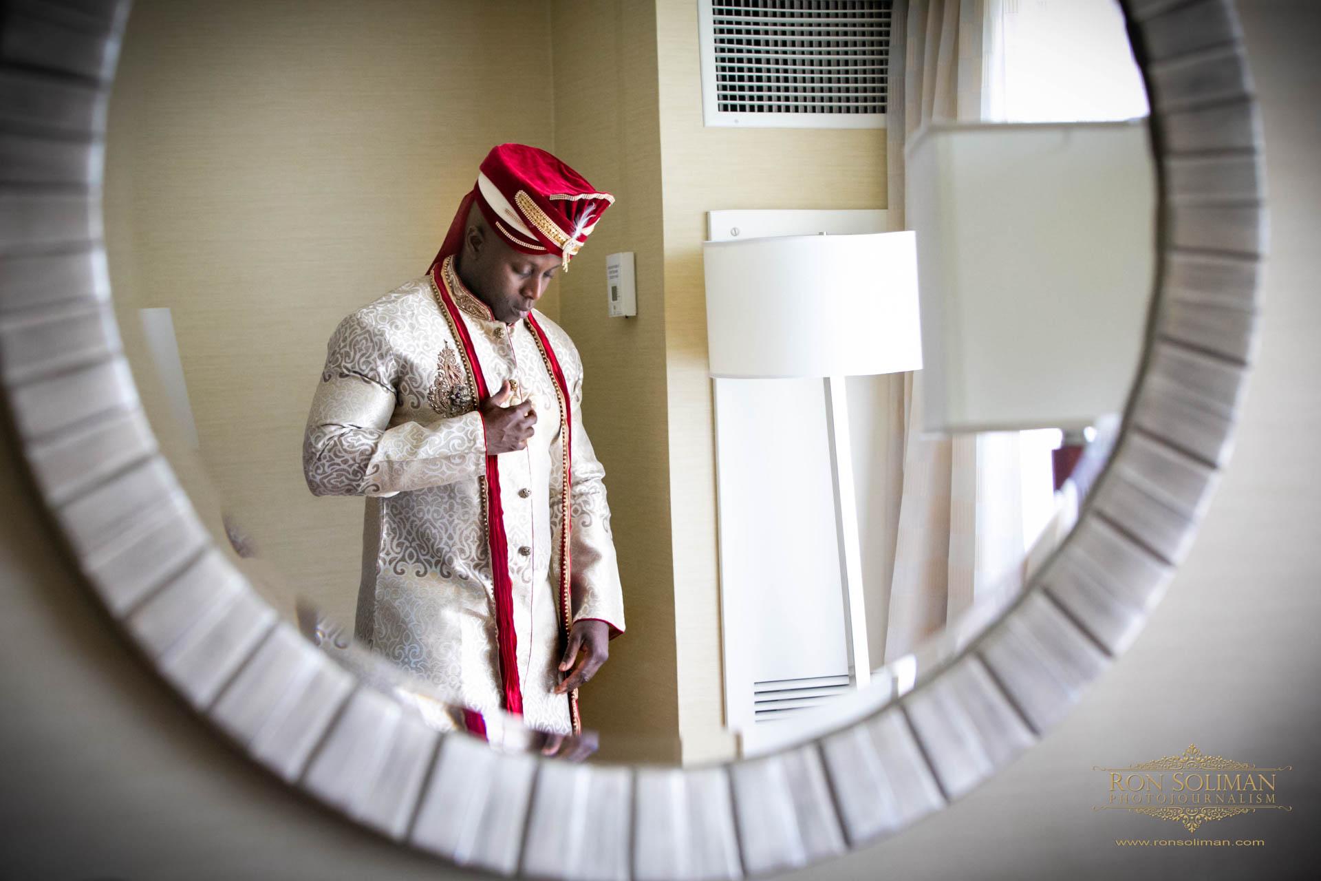 Gaithersburg Marriott Washingtonian Center Wedding 04