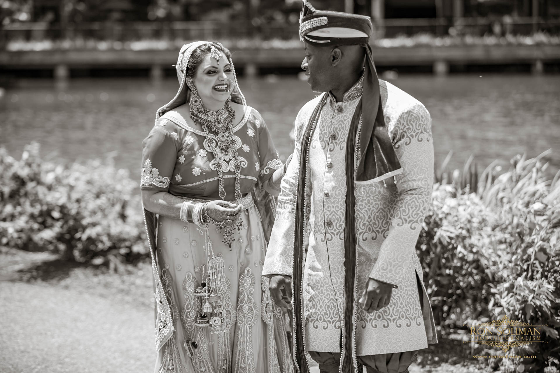 Gaithersburg Marriott Washingtonian Center Wedding 06