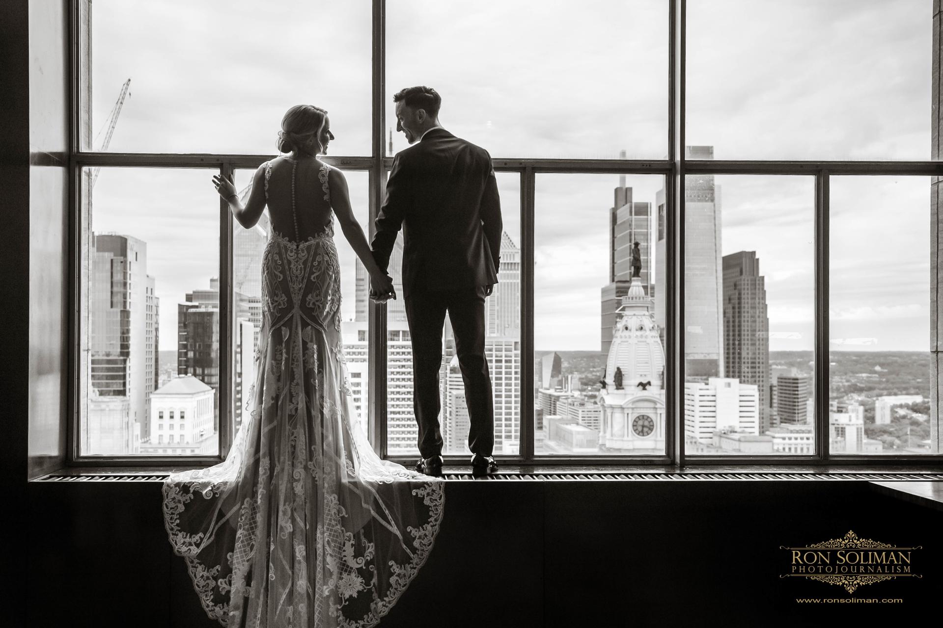 Reading Terminal Wedding Photos