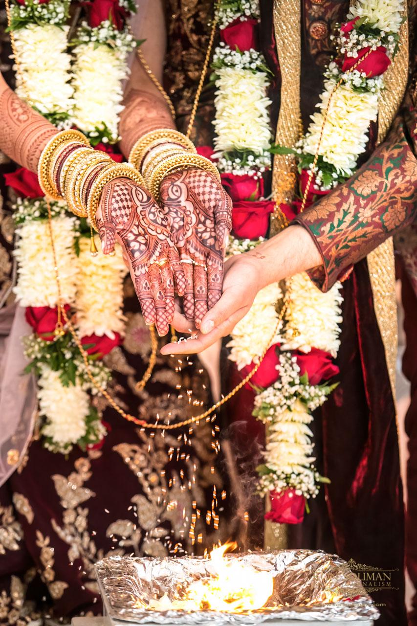 SHERATON PARSIPANNY WEDDING RM 18